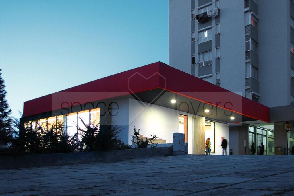 Escola de Dança NEXT Exterior Noite
