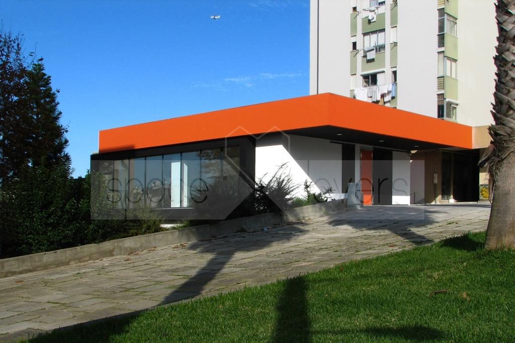 Escola de Dança NEXT Exterior Fachada