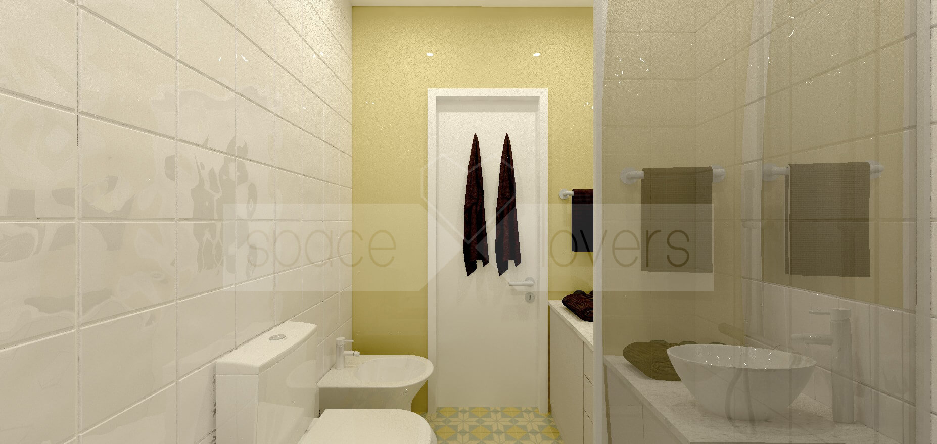 Remodela o de apartamento na gra a lisboa spacelovers for Casa del azulejo